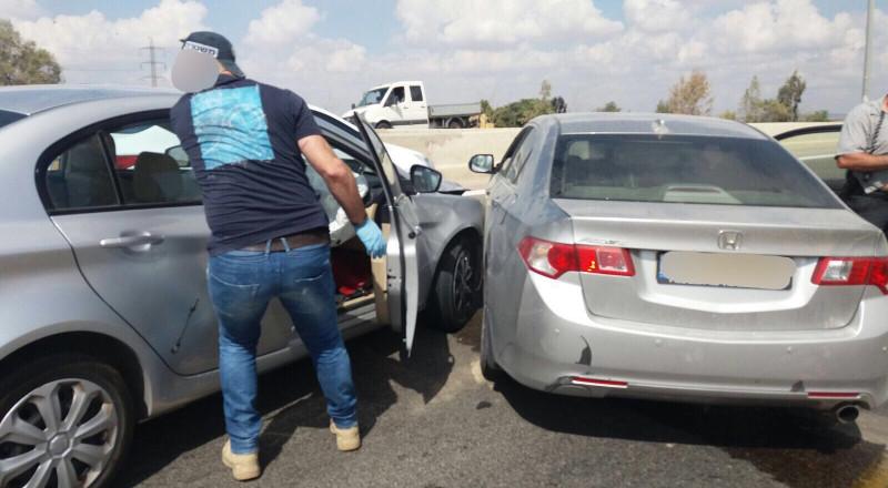 الجنوب: احباط عملية تهريب 70 كلغم مخدرات من مصر واعتقال 3 مشتبهين