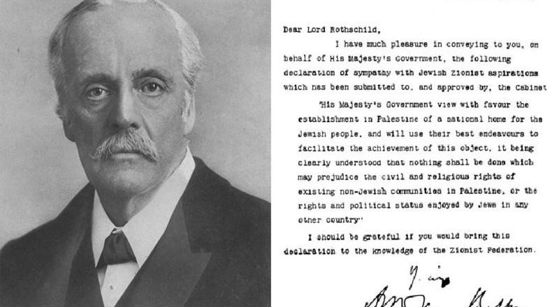 حكومة بريطانيا تصر على رفض الاعتذار عن وعد