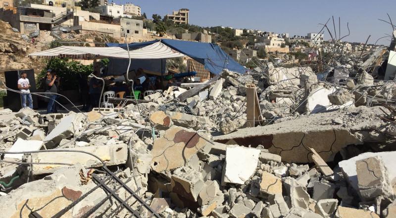 القدس: هدم منزلين وارجاء هدم ثالث