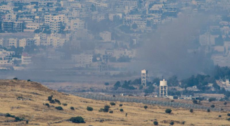الجيش السوري: قذائف المسلحين تسقط في الجولان بالتنسيق مع إسرائيل