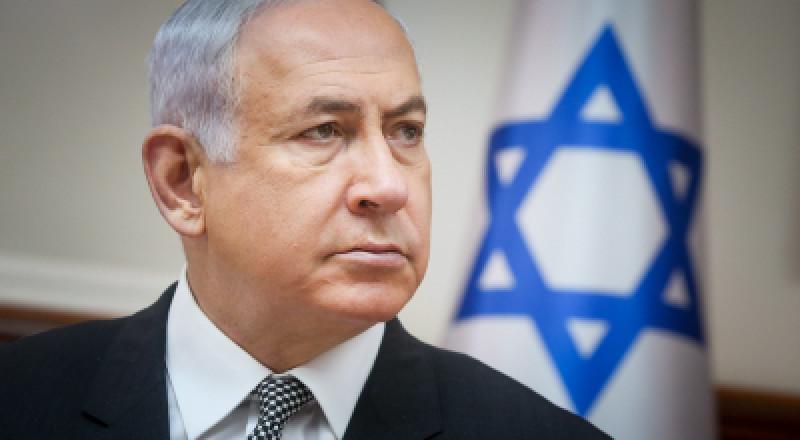 نتنياهو يهاجم منظمات يسارية إسرائيلية
