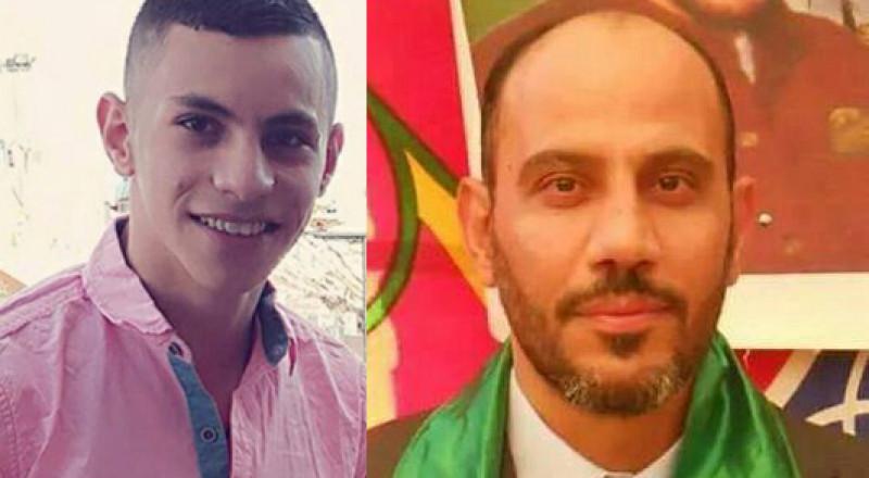 القدس: عائلة الطحان تطالب بالسماح لابنها الاسير رجب بزيارة نجله مجد في المستشفى
