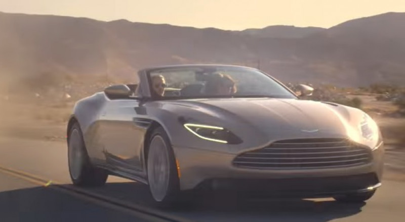 أستون مارتن تستعرض أحدث سياراتها للعام المقبل