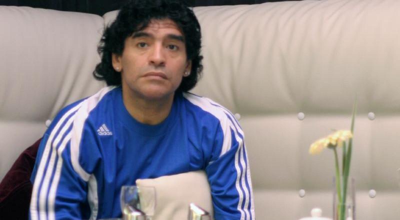مارادونا يوجه رسالة إلى المنتخبين السعودي والمصري