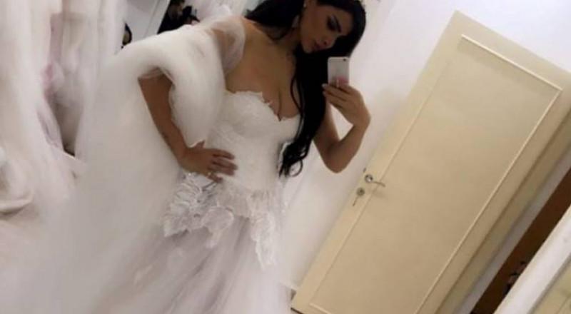 """بالصور: """"هيفا ماجيك""""المتحولة جنسيًا تستعد لزواجها.. شاهدوا العريس!"""