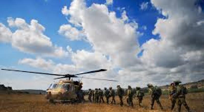 إسرائيل تقصف موقعا للجيش السوري في القنيطرة
