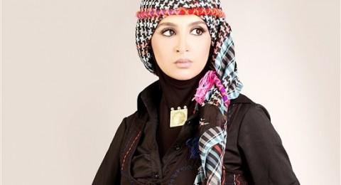 لفي حجابك بطريقة حنان ترك المميزة