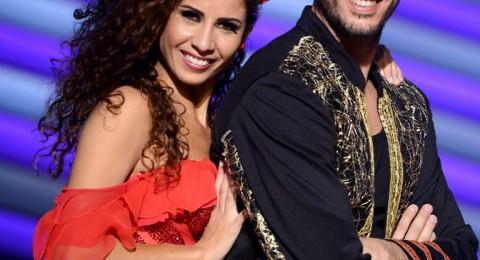 في السهرة السابعة من Dancing with the stars كارول سماحة هي النجمة والسيّدة