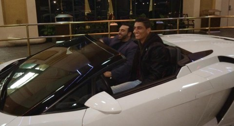 طارق فريتخ بين تامر حسني ومحمد عساف