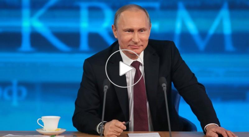 بوتين: ساهمنا في حل القضايا الدولية والتقدم في ملف إيران يرتبط كذلك بموقف أمريكا البراغماتي
