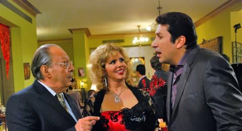 """سلمى المصري تتزوج هاني رمزي بطريقة """"الدليفري"""""""