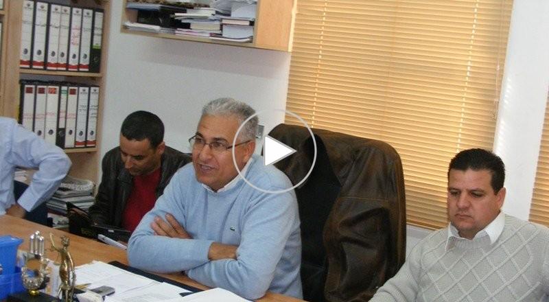سخنين: اللجنة الشعبية تناقش الخدمة المدنية بحضور ايمن عودة وجمعية بلدنا