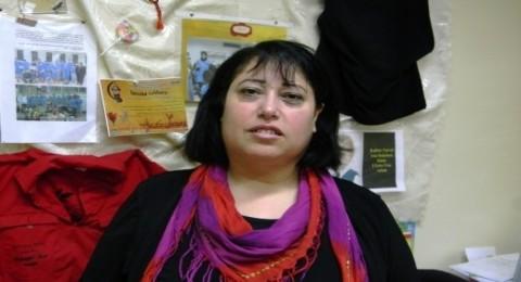 نوال أبو عيسى - مركزة الشبيبة في بلدية حيفا