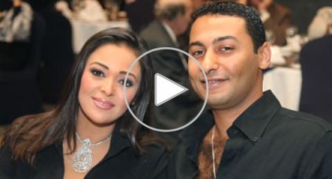 وفاة زوج داليا البحيري بحادث سير