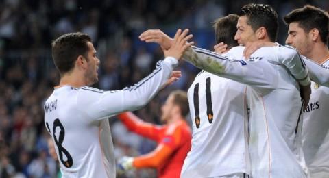 رونالدو يقود ريال مدريد بركب المتأهلين الى دور الثمانية