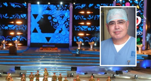 اختيار البروفيسور أحمد عيد من دبورية ليضيء شعلة