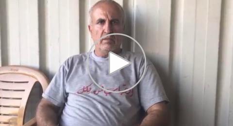 عميد الأسرى كريم يونس يخوض الاضراب بنصف معدة .. شقيقه يتحدث لـ