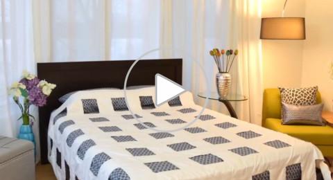 غطاء سريري ذكي يقدم حلا لمشكلة النوم لدى المتزوجين