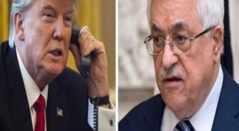 عباس وترامب سيلتقيان في أيار- مايو المقبل لبحث التسوية