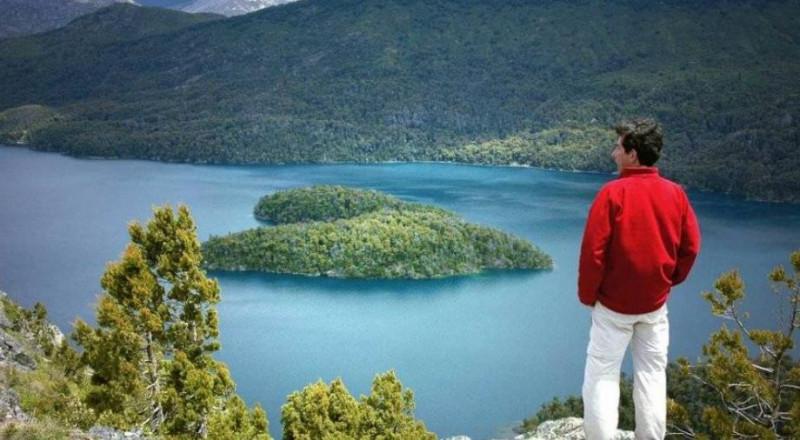أجمل المناظر الطبيعية على شكل قلب حول العالم
