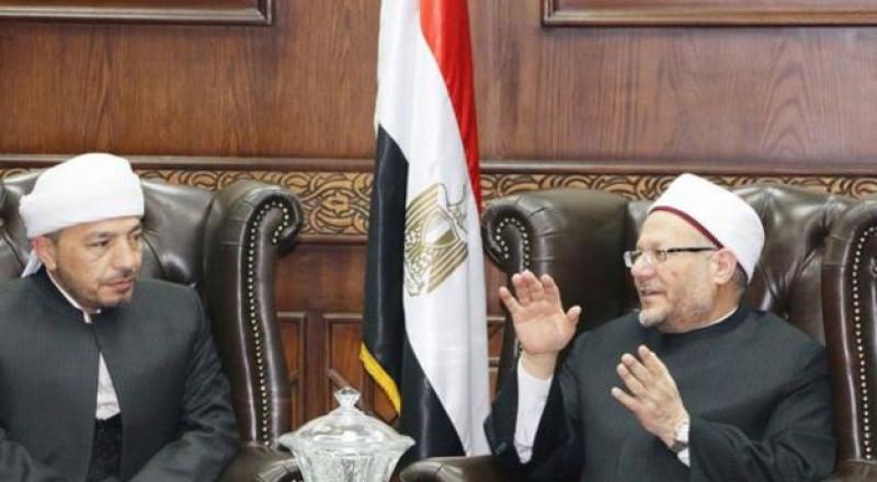مفتي مصر: المفتى : مصر نجحت في التصدي للإرهاب عسكريًّا وفكريًّا