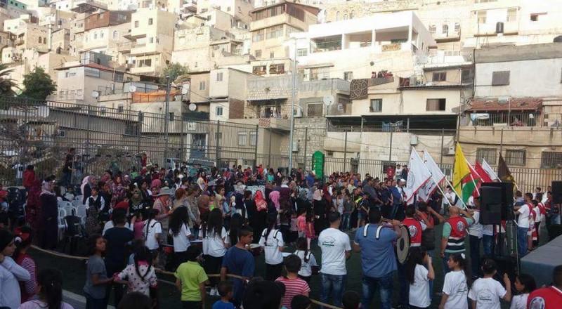 القدس: منع إقامة مهرجان بمناسبة مرور 8 سنوات على إقامة خيمة اعتصام حي البستان