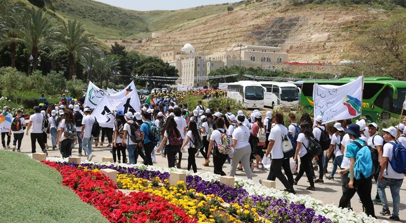مسيرة ( زيارة ) مقام سيدنا النبي شعيب (عليه السلام)