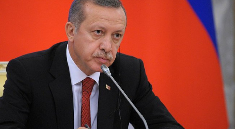 أردوغان يتغزل بترامب!