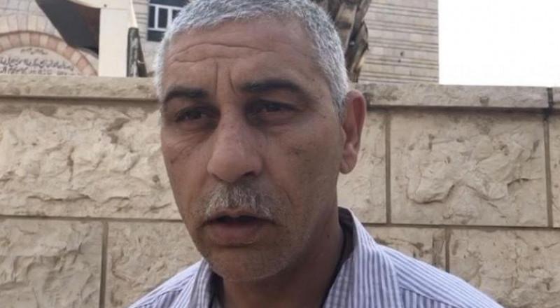 السبت: مظاهرة مناصرة للأسرى قبالة سجن الجلبوع... حاج يحيى يتحدث لـ