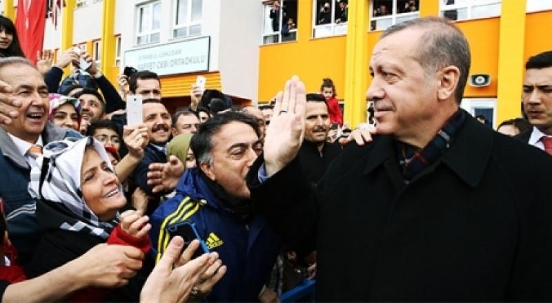 أردوغان: الاستفتاء حسم جدلا طويلا بشأن إدارة الدولة