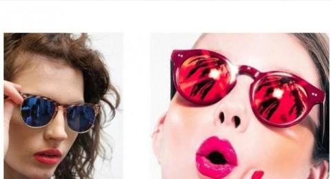 كيف تختار نجمات هوليوود نظاراتهن الشمسية؟!