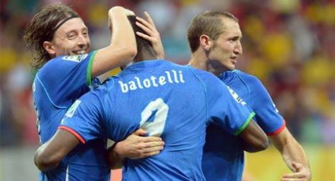 إيطاليا تجتاز اليابان بشق الأنفس