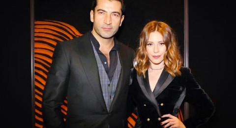 كينان أميرزالي وزوجته في مسلسل مشترك وهذا أجرهما