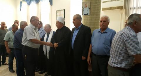 جدل في الشارع العربي بعد تعزية المتابعة ذوي القتلى ستاوي وشنان
