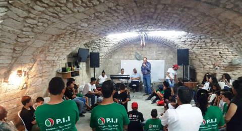 نادي البلدة القديمة في الناصرة من تميزٍ الى اخر