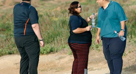 غالبية الإسرائيليين مستاؤون من وزنهم