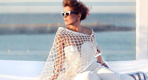 بالصور – سميرة سعيد بشعر قصير وإطلالة صادمة