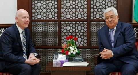 الرئيس أبو مازن يعلن تجميد الاتصالات مع دولة الاحتلال على كافة المستويات