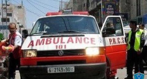 189 إصابة في 236 حادث سير  في الضفة الغربية الاسبوع الماضي