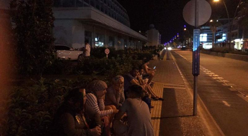 قتلى ومصابين بزلزال في منطقة مرمريس وبودروم ورودوس وإخراج السائحين من الفنادق