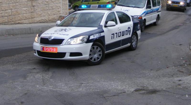 بئر السبع: حادث عمل واصابة فلسطيني متوسطا