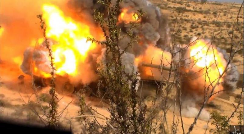 استشهاد  4 جنود مصريين وإصابة 6 أخرين جنوب العريش