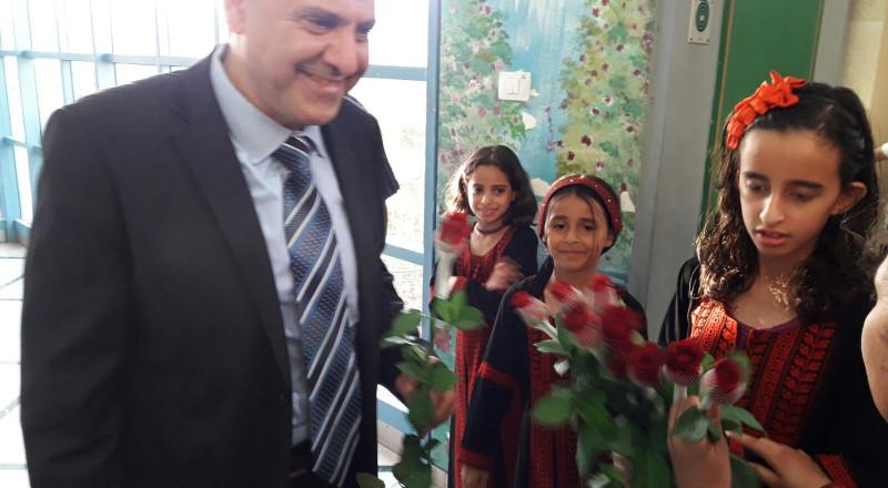 وزارة التعليم: حفل توزيع منح على الطلاب البدو في جنوبي البلاد