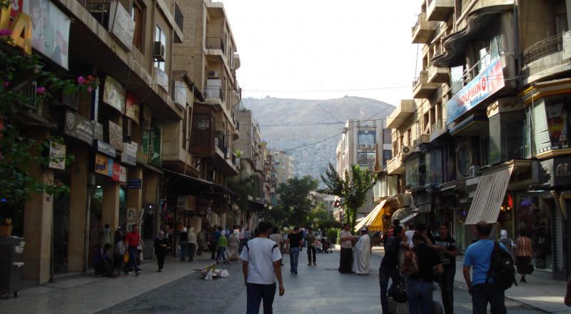دمشق تعلن وقفا للقتال في الغوطة الشرقية