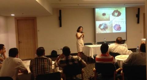 يوم دراسي لأطباء الأمراض السرطانية في أوغوستا فكتوريا، حول التجديدات الدراماتيكية في علاج السرطان
