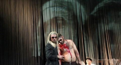 'هاملت' للمخرج الألماني أوسترماير على خشبة 'القصبة' برام الله