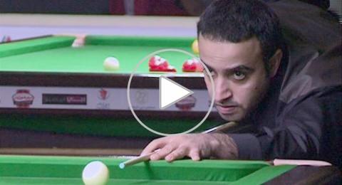 منافسات البطولة العربية السابعة للسنوكر بدبي