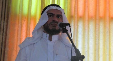 الشيخ حماد أبو دعابس لـ
