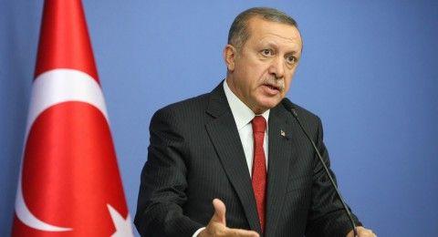 أردوغان يبعث برسالة للملك سلمان بشأن