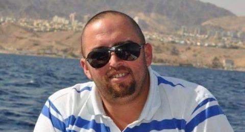 الرينة تفجع بوفاة الشاب محمد جمال انور بصول اثر  نوبة قلبية